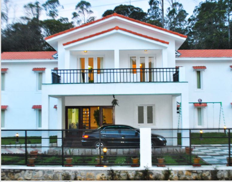 Green Forest Resort Kodaikanal